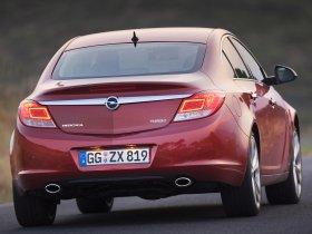 Ver foto 8 de Opel Insignia 2008