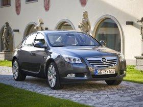 Ver foto 2 de Opel Insignia 2008