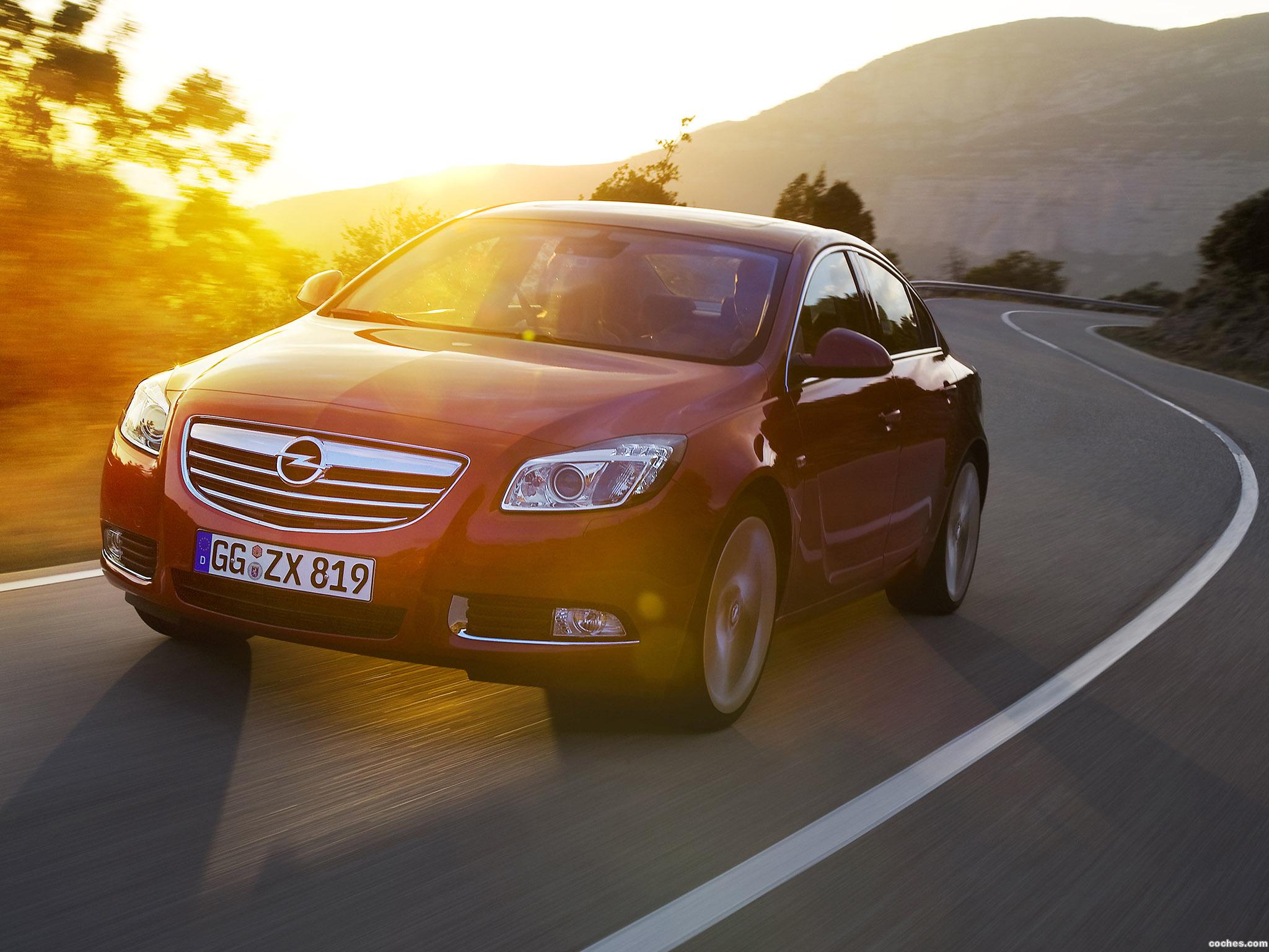 Foto 2 de Opel Insignia 2008
