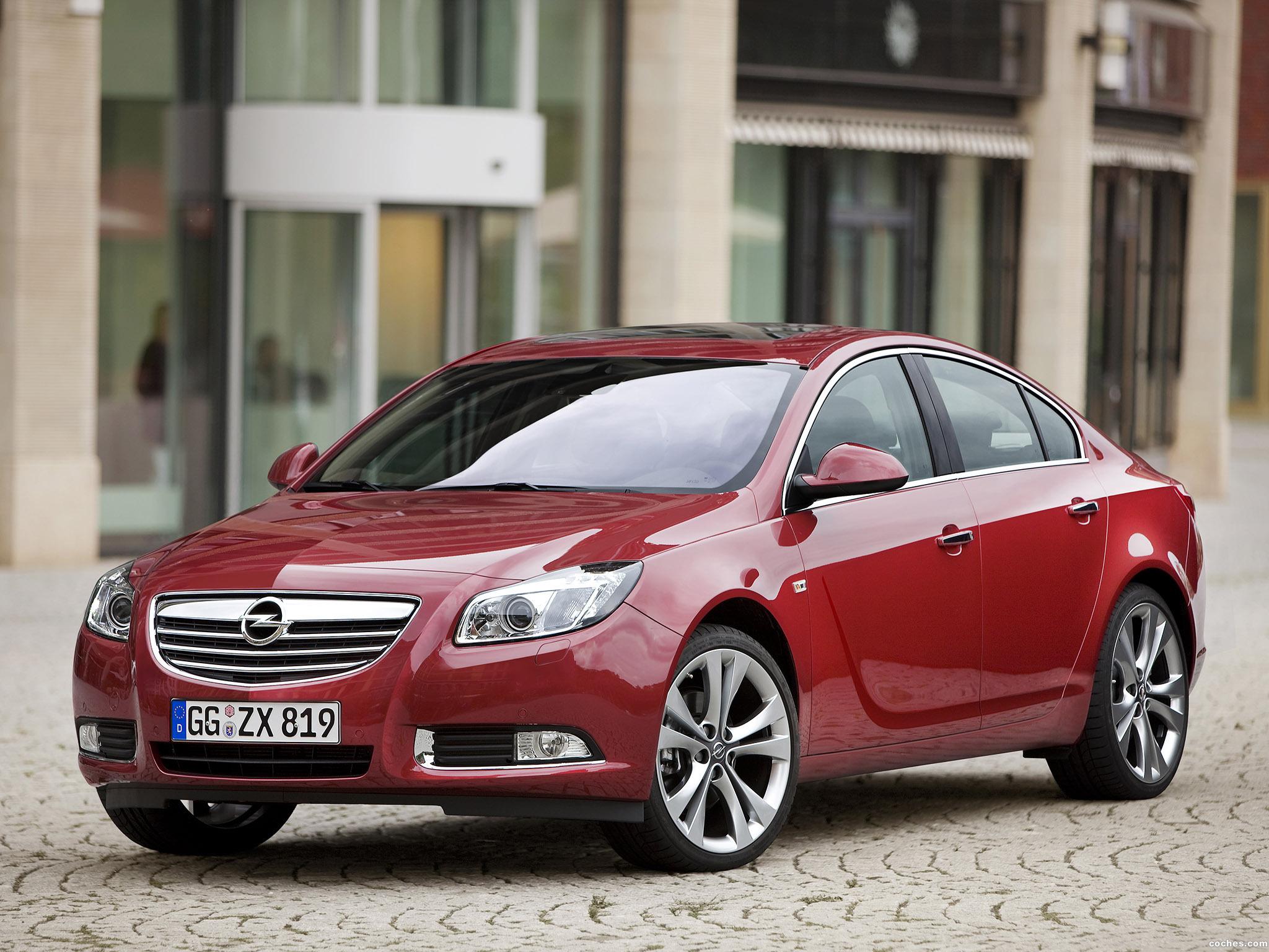 Foto 0 de Opel Insignia 2008