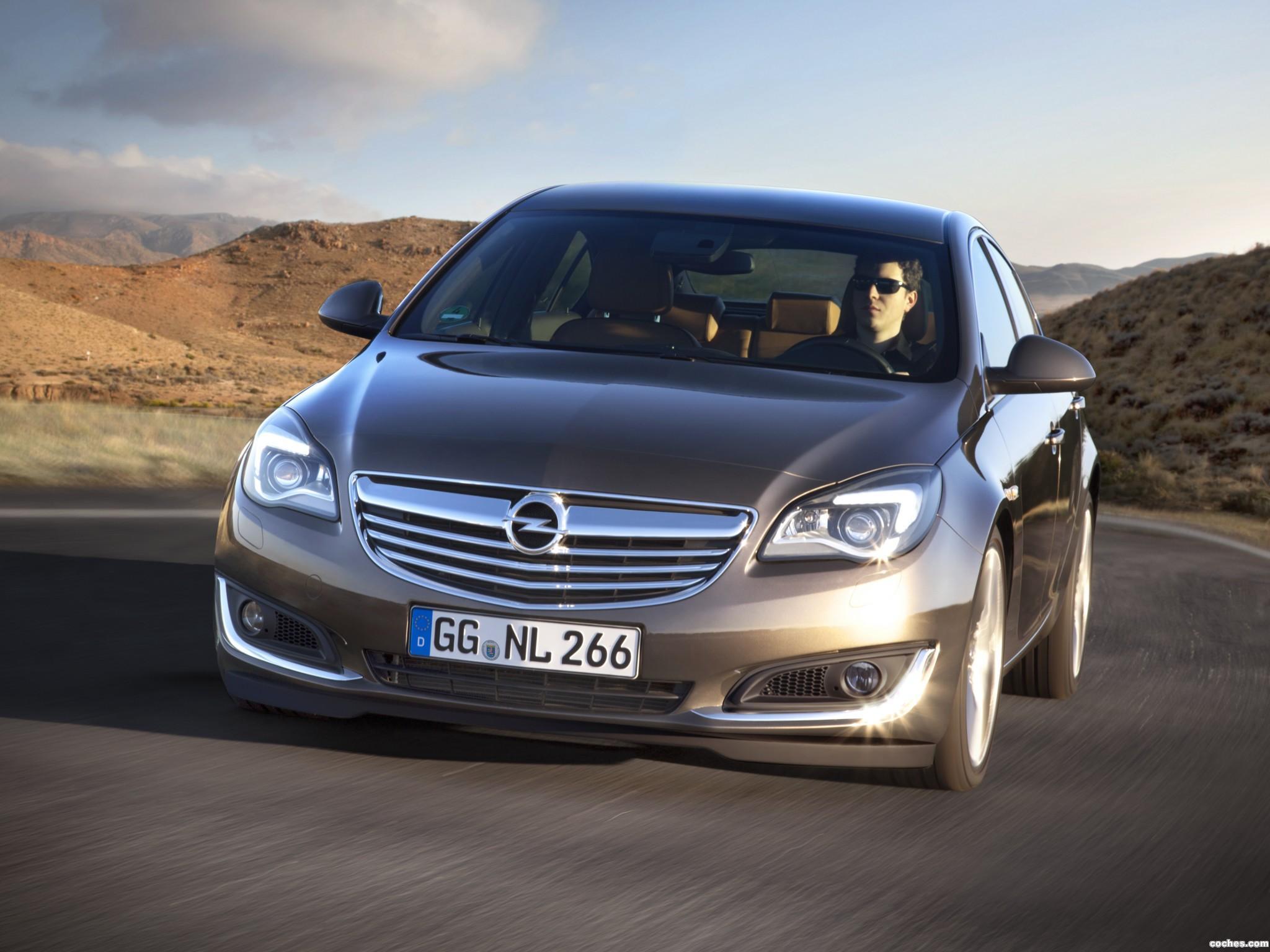Foto 0 de Opel Insignia 2013
