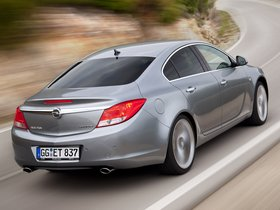 Ver foto 10 de Opel Insignia Biturbo 2012