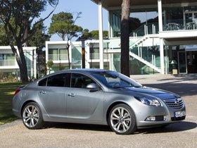 Ver foto 9 de Opel Insignia Biturbo 2012