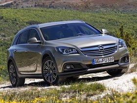 Ver foto 2 de Opel Insignia Country Tourer 2013