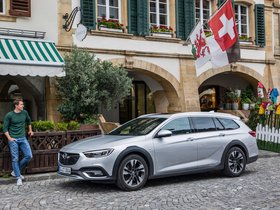 Ver foto 27 de Opel Insignia Country Tourer Turbo 4x4 2017
