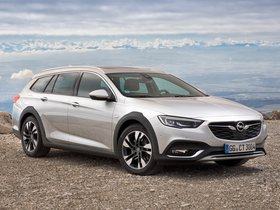 Ver foto 14 de Opel Insignia Country Tourer Turbo 4x4 2017