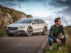 Ver foto 5 de Opel Insignia Country Tourer Turbo 4x4 2017