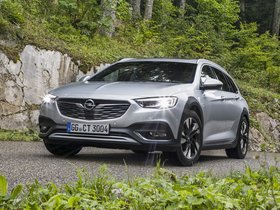 Ver foto 3 de Opel Insignia Country Tourer Turbo 4x4 2017
