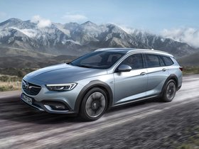 Ver foto 33 de Opel Insignia Country Tourer Turbo 4x4 2017