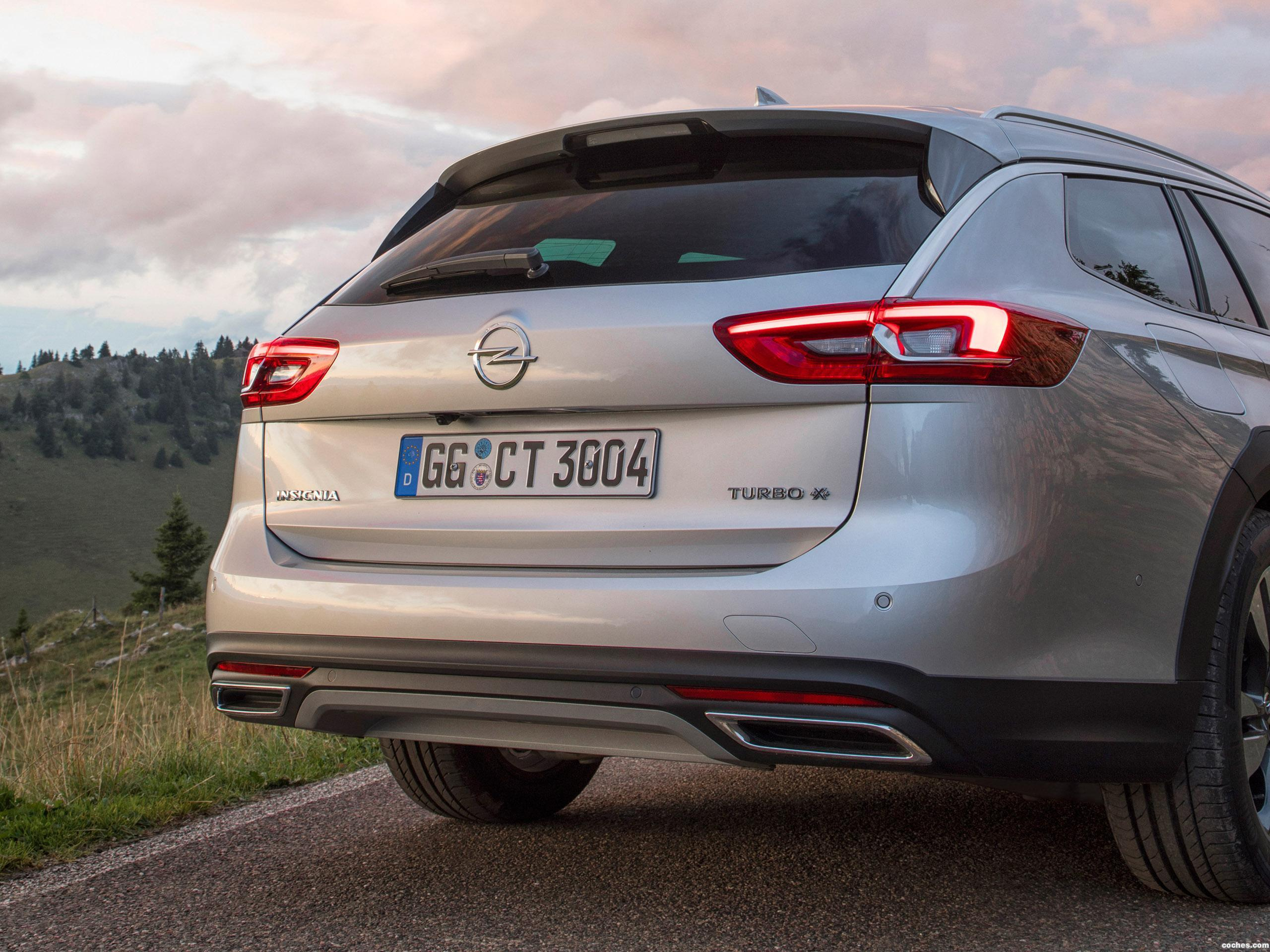 Foto 36 de Opel Insignia Country Tourer Turbo 4x4 2017