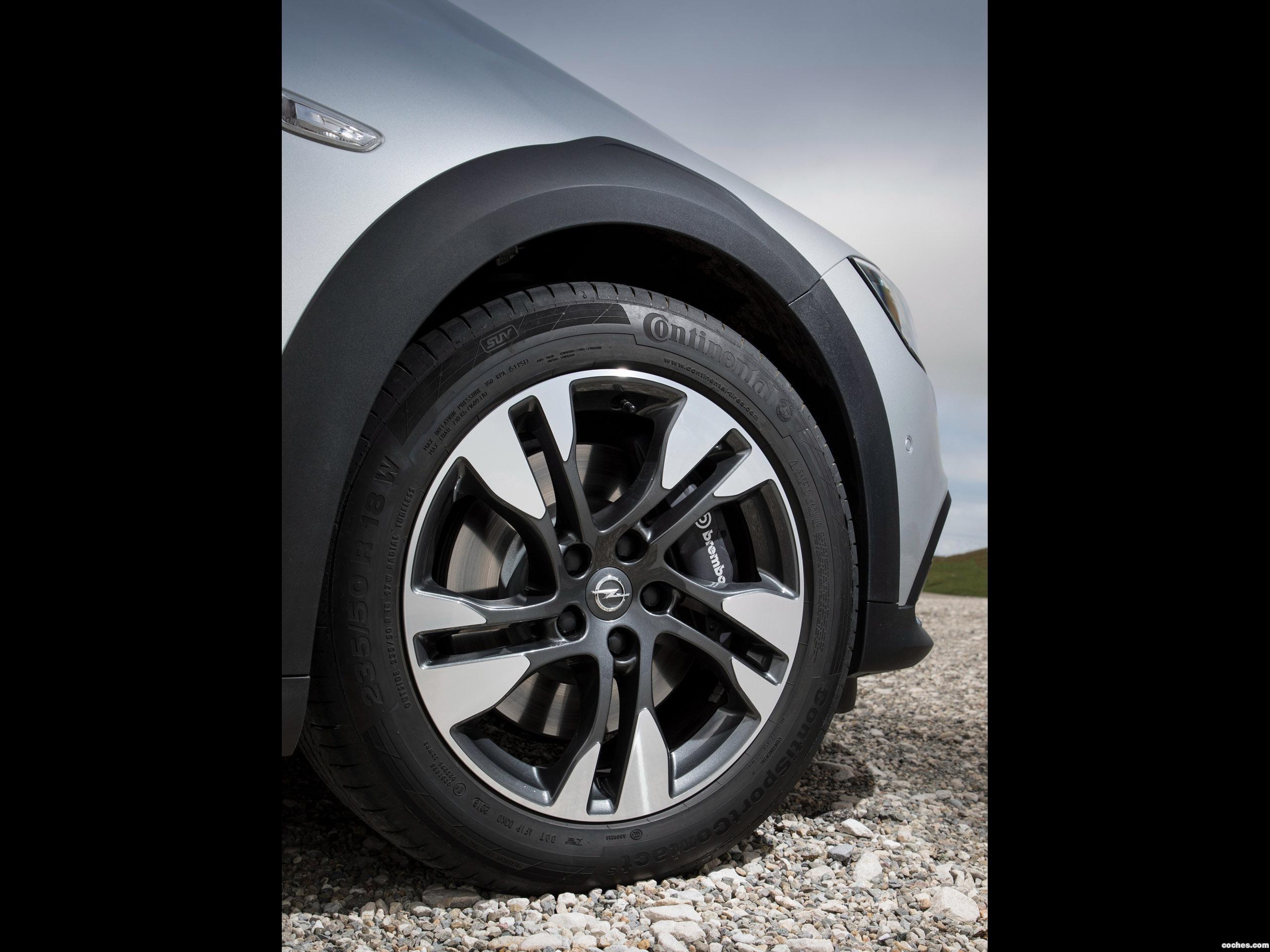 Foto 35 de Opel Insignia Country Tourer Turbo 4x4 2017