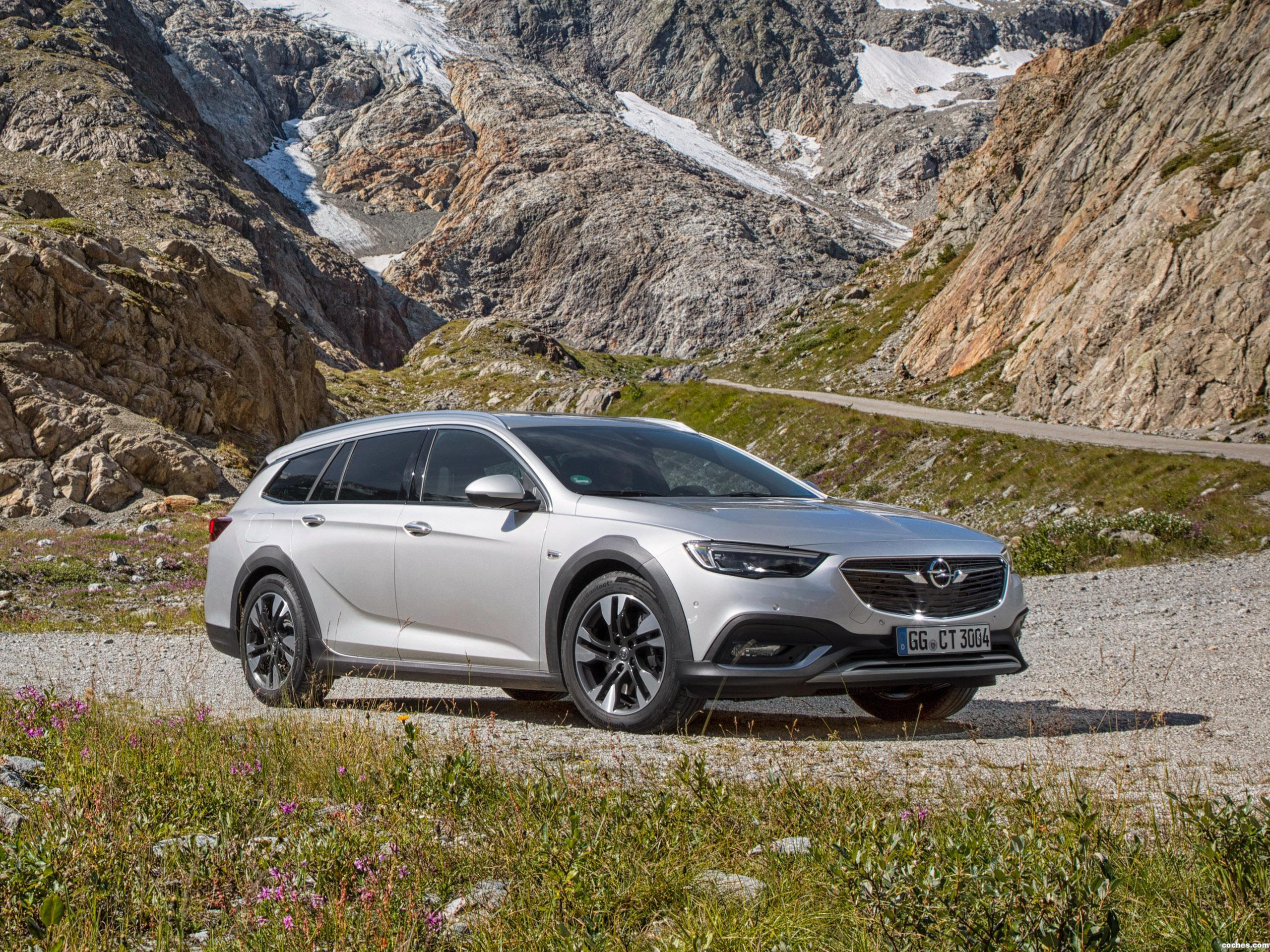 Foto 16 de Opel Insignia Country Tourer Turbo 4x4 2017