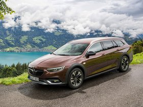 Ver foto 27 de Opel Insignia Country Tourer Turbo D 4x4  2017
