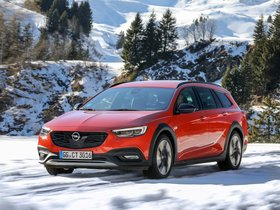 Ver foto 26 de Opel Insignia Country Tourer Turbo D 4x4  2017
