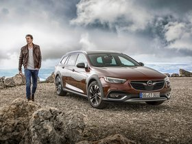 Ver foto 25 de Opel Insignia Country Tourer Turbo D 4x4  2017