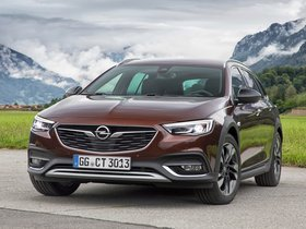 Ver foto 20 de Opel Insignia Country Tourer Turbo D 4x4  2017