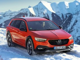 Ver foto 11 de Opel Insignia Country Tourer Turbo D 4x4  2017