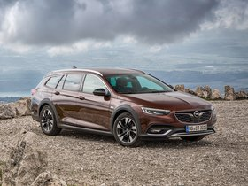 Ver foto 9 de Opel Insignia Country Tourer Turbo D 4x4  2017