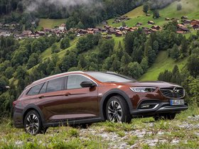 Ver foto 32 de Opel Insignia Country Tourer Turbo D 4x4  2017