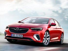 Ver foto 3 de Opel Insignia GSI 2017