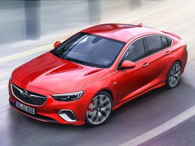 Ver foto 1 de Opel Insignia GSI 2017