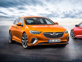 Ver foto 11 de Opel Insignia GSI  2017