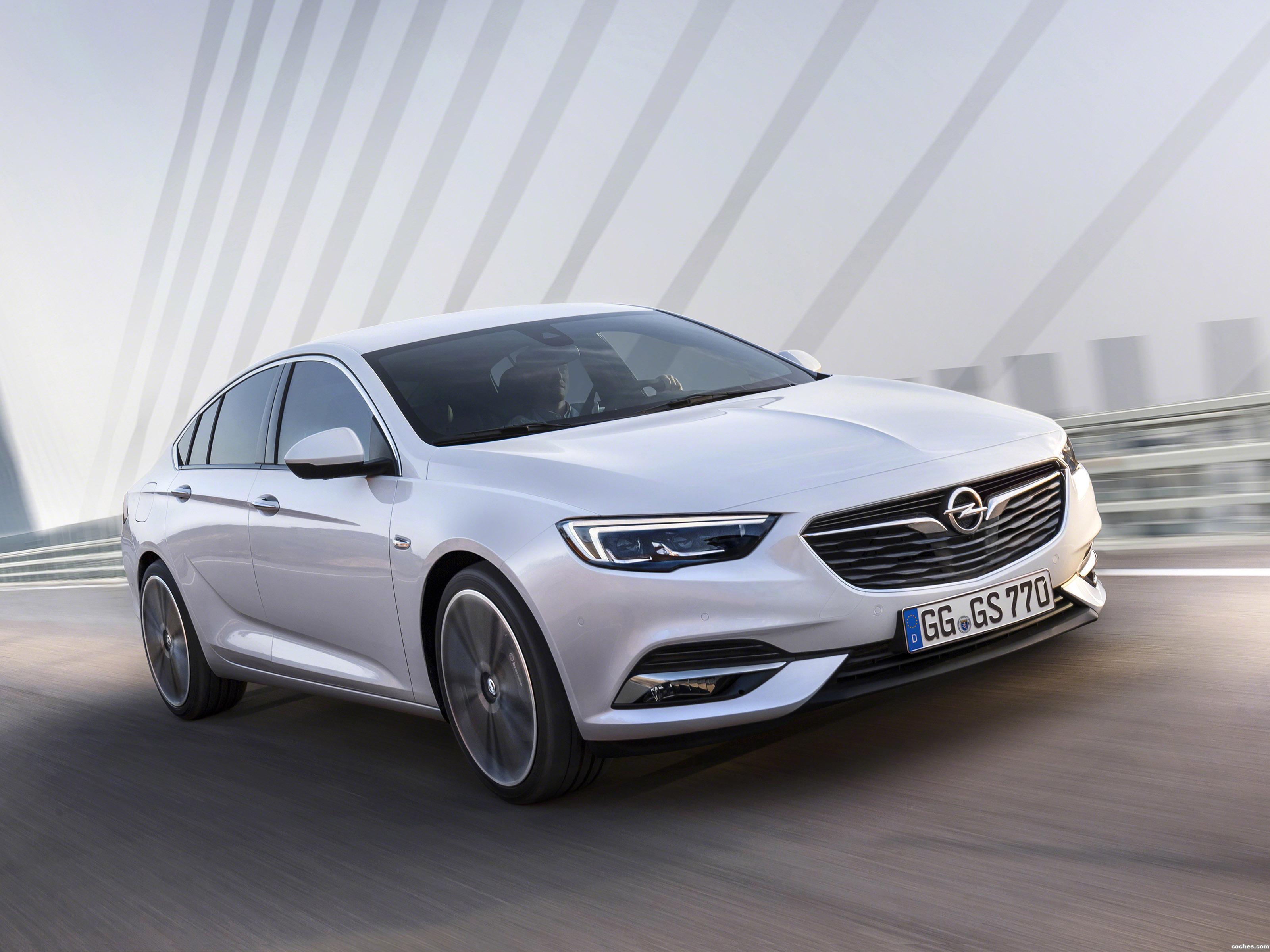 Foto 0 de Opel Insignia Grand Sport 2017