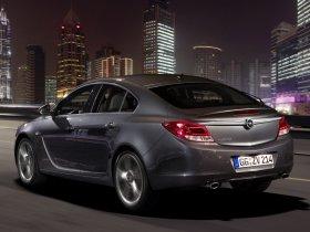 Ver foto 4 de Opel Insignia Hatchback 2008