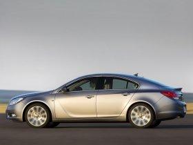 Ver foto 3 de Opel Insignia Hatchback 2008