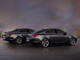 Ver foto 2 de Opel Insignia Hatchback 2008