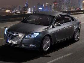 Fotos de Opel Insignia Hatchback 2008