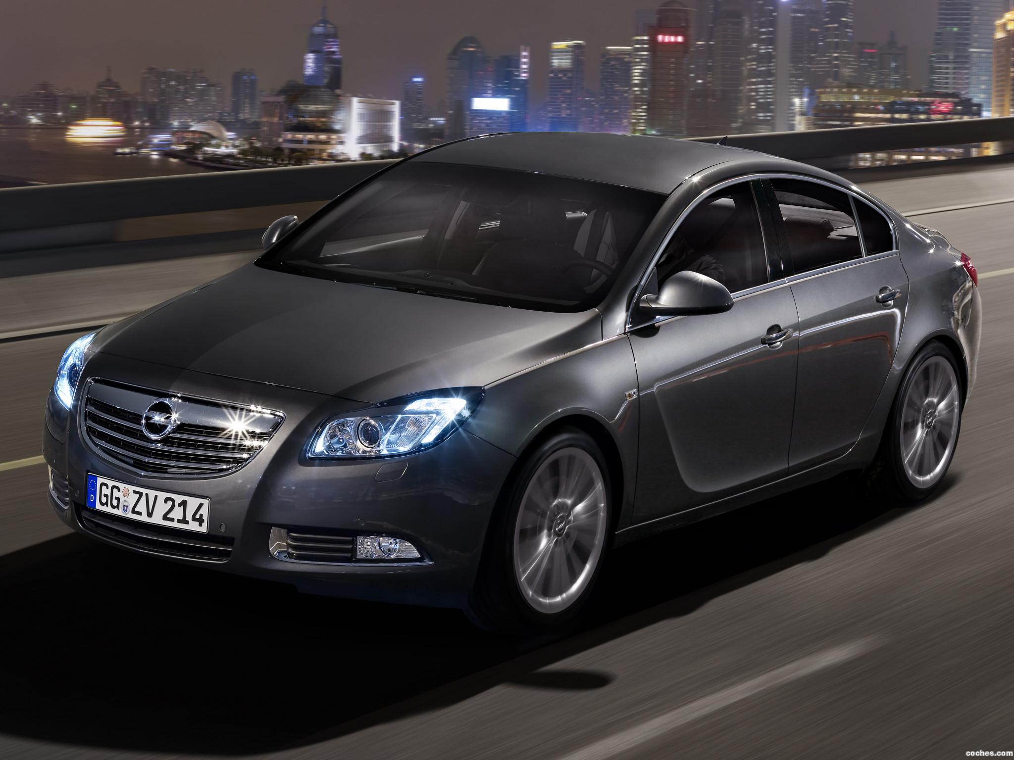 Foto 0 de Opel Insignia Hatchback 2008