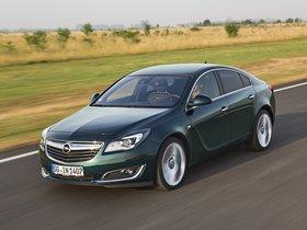 Ver foto 4 de Opel Insignia Hatchback 2013