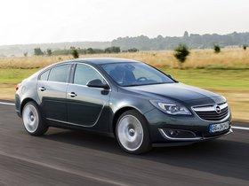 Ver foto 2 de Opel Insignia Hatchback 2013