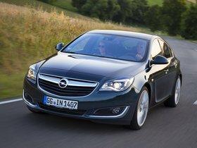 Ver foto 1 de Opel Insignia Hatchback 2013