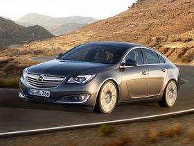 Ver foto 13 de Opel Insignia Hatchback 2013