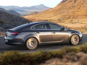 Ver foto 10 de Opel Insignia Hatchback 2013
