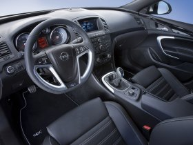 Ver foto 7 de Opel Insignia OPC 2009
