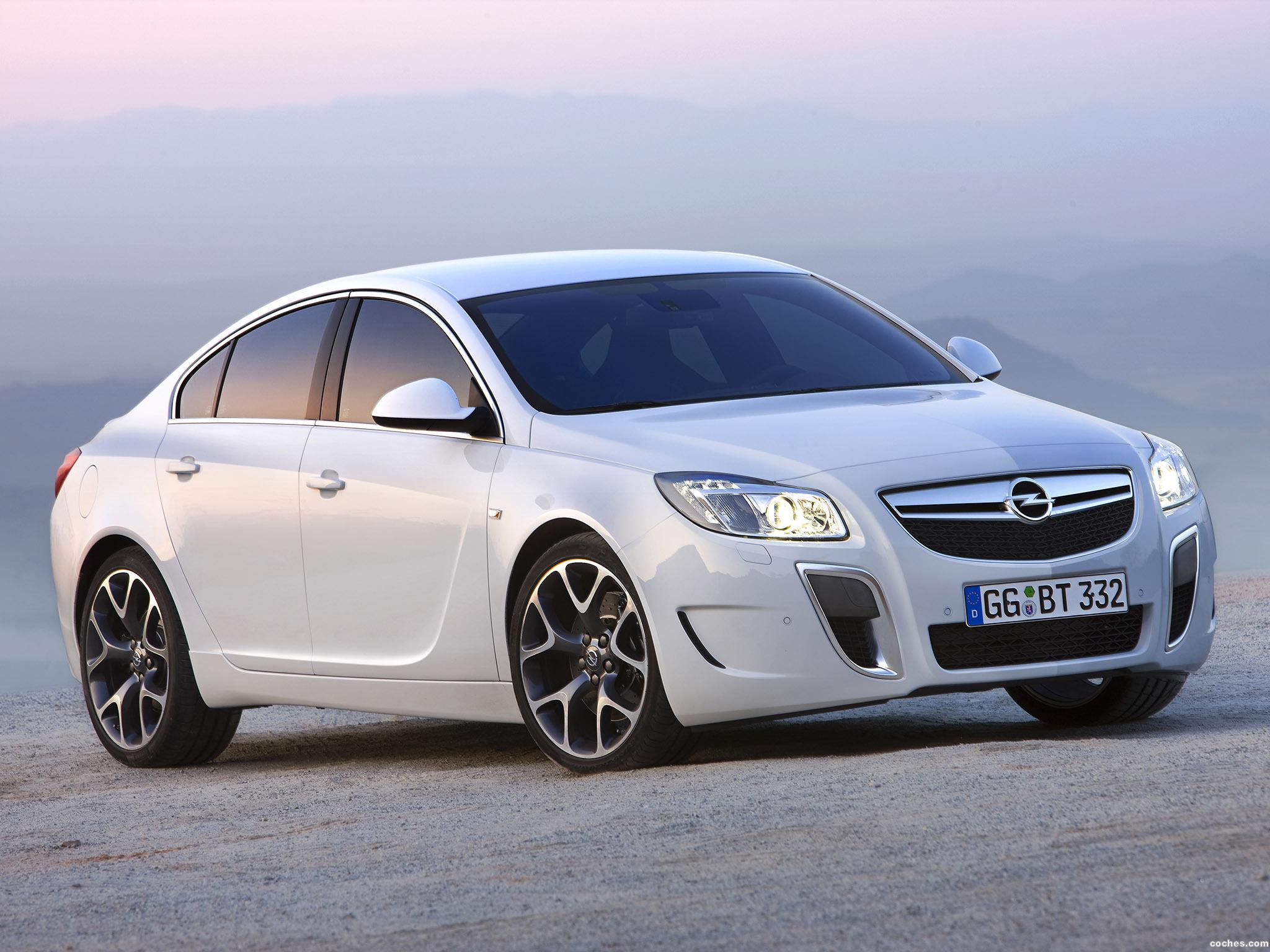 Foto 0 de Opel Insignia OPC 2009