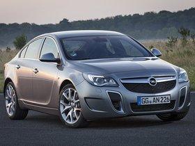 Ver foto 3 de Opel Insignia OPC 2013