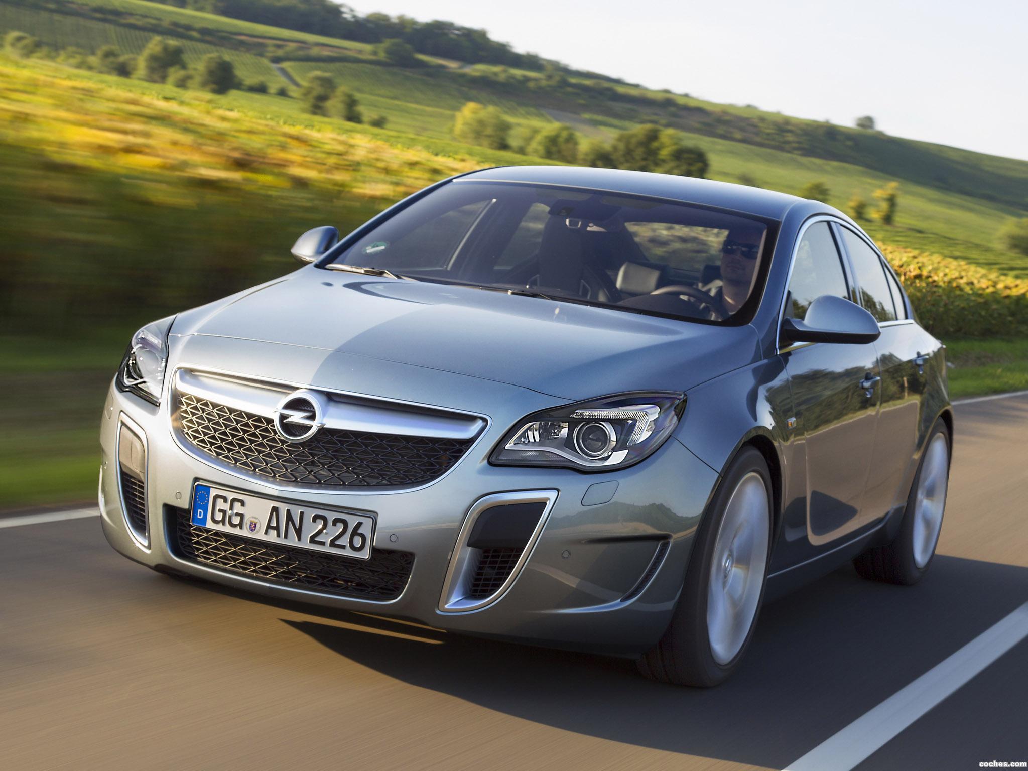 Foto 0 de Opel Insignia OPC 2013