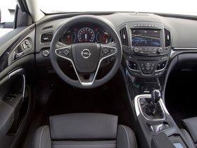 Ver foto 11 de Opel Insignia Sedan 2013