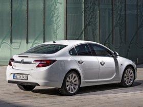Ver foto 2 de Opel Insignia Sedan 2013