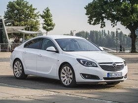 Fotos de Opel Insignia Sedan 2013