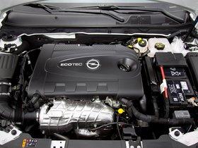 Ver foto 10 de Opel Insignia Sedan 2013