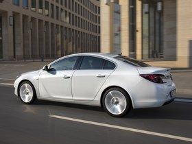 Ver foto 9 de Opel Insignia Sedan 2013