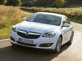 Ver foto 6 de Opel Insignia Sedan 2013
