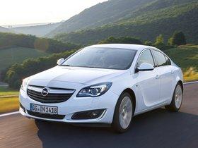 Ver foto 5 de Opel Insignia Sedan 2013