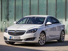 Ver foto 3 de Opel Insignia Sedan 2013