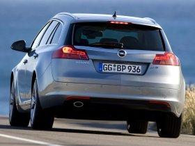 Ver foto 15 de Opel Insignia Sports Tourer 2008